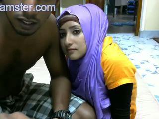 masturbación, anal, árabe