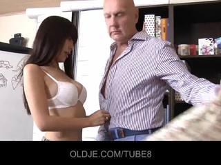 Mlada assian punca v a jebemti lesson