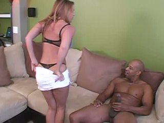 Ehefrau exotisch betrogener ehemann mit sie two riesig lovers