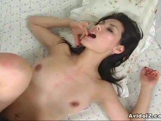 Hot japansk babe maria ozawa deeply knullet