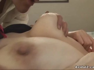 Japānieši mammīte gets fingered un fucked uncensored