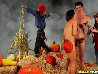 যৌনসঙ্গম এই pumpkins!