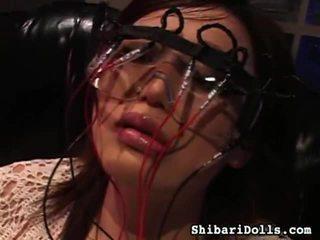 Shibari dolls प्रस्तुत संग्रह की बीड़ीएसएम पॉर्न वीडियोस