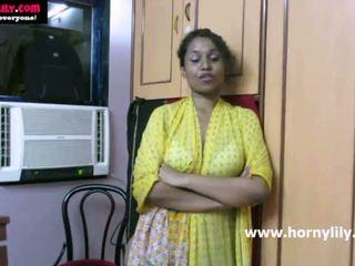 Індійська краля lily chatting з її fans - mysexylily.com