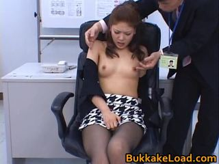 Aya matsuki hawt ciudatel asiatic papusa enjoys