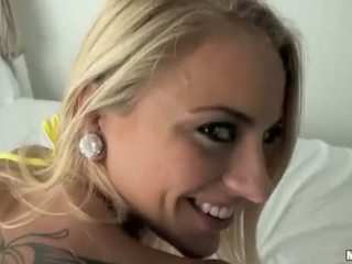 Skanky gf Cameron Canada anal try out
