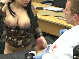 Anastasia brill suckign doktor groß schwanz video