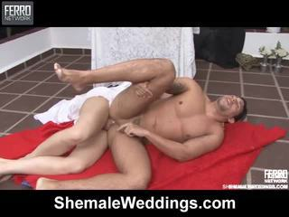 Mezclar de películas por transgénero weddings