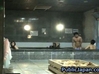 Haruka sasai asia female gangbangs satu