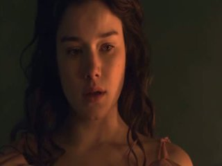 Hanna mangan lawrence spartacus vengeance