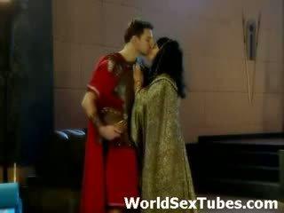 Cleopatra dronning av egyptisk porno