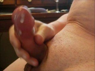 jerking, cumshot, masturbation