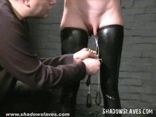 鞭刑, 蒙面, 婢女
