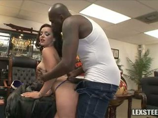 Lex steele and liza del sierra susu sacks play in the kantor