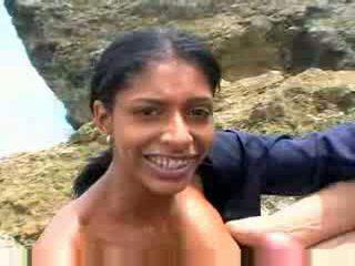 Mexicana robienie loda z jej duży cycuszki wideo
