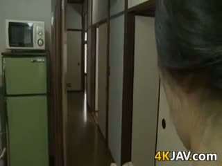 Veľmi nadržané japonské manželka