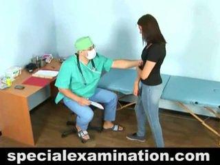 23 yo vika and mesum gynecologist