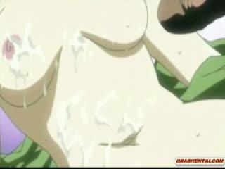 Japanese Hentai Girl Self Masturbation