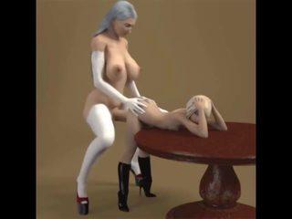 3d tüysüz: ücretsiz kedi kostümü & 3d porn video 1a