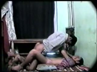 Desi הידי נערה ראשון זמן סקס עם שלה boyfriend-on מצלמת