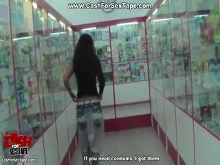 Porno clips van cash voor seks tape