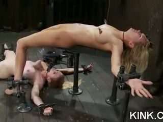 Sexy fille arrested