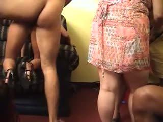 Ayunan brasileiro: percuma pesta seks berkumpulan lucah video 59