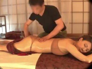 Seance de pijat japonais, gratis jepang porno 4a