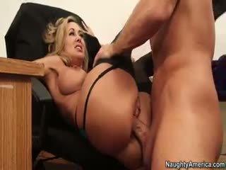 big boobs, bjond, hardcore