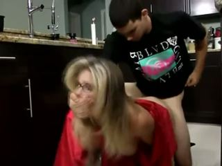 Stepmom and stepson affair - see her at my profile