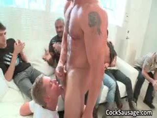 Kåt homo boys ut av kontroll