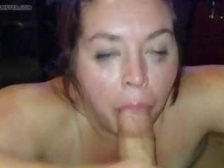 Sexy bbw deepthroat opleiding preview, hd porno 2c