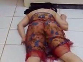 Great Syrian actress Louna Alhassa Dance Naked