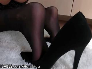 fetish, footjob, toes