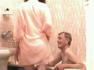 big tits, bathroom, bathing