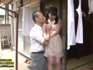 japonês, adolescentes, beijos
