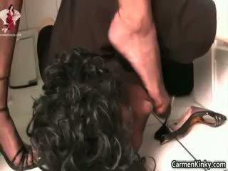 험악한 dude gets pissed 에 ad 항문의 엿 part4