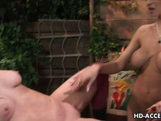 bigtits baru, ideal sex lesbian kesenangan, lesbian
