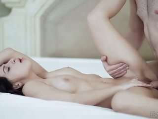 Nyenyet gal allie jordan nailed on the bed