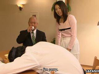 Yui asao loves being screwed lang en hard