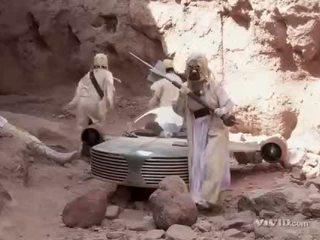 Zvaigzne wars a porno parodija part2