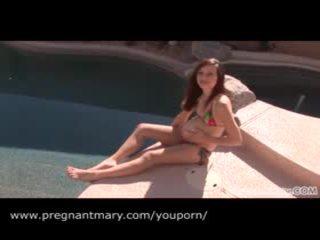 Pregnant MaryJane Johnson #1