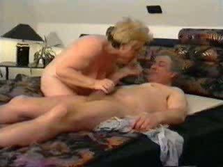 Nenek dan datuk seks / persetubuhan video
