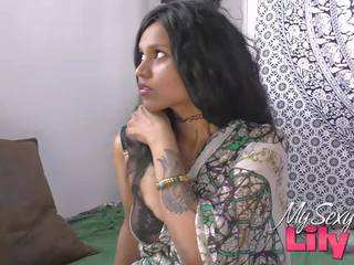 Kåta lily indisk bhabhi körd av henne dewar: fria porr bf