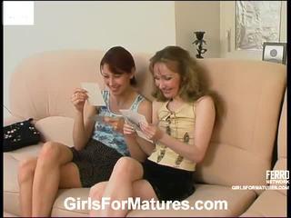 Leila e jennifer quente lésbicas