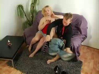 orale seks, pijpen, blondjes