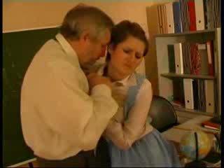 Вчитель зневажена німецька лялька