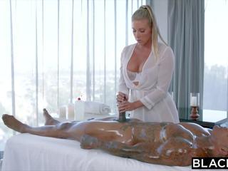 avsugning, blondiner, stora bröst