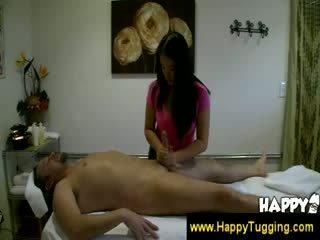 masseuse, japanse, voyeur