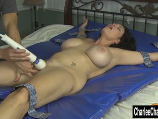 big boobs, brunettes, masturbation